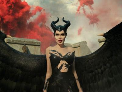 'Maleficent: Mistress Of Evil' Clips Angelina Jolie's Wings