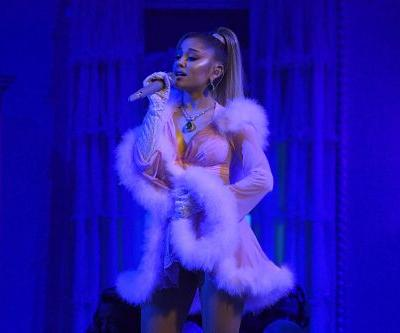 """Ariana Grande Teases """"Positions"""" For Next Week"""