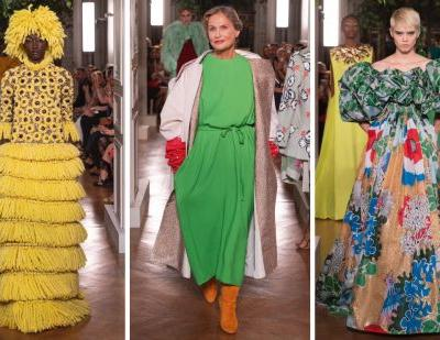 Couture AW19: Valentino's dedication to individuality