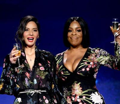 """The Critics' Choice Award For Best Shade Goes to This """"Toast to the Good Guys"""" in Hollywood"""