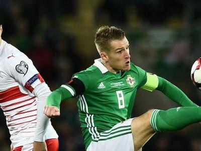 LIVE: Northern Ireland vs Switzerland