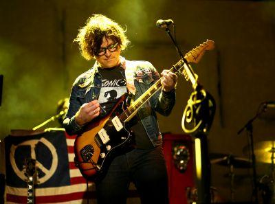 """Watch Ryan Adams Cover Soundgarden's """"Black Hole Sun"""" In Tribute To Chris Cornell"""