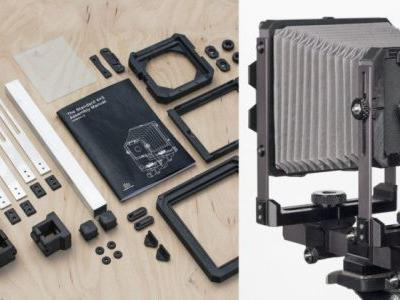 Standard 4×5: A Large Format Camera You Assemble Yourself for $320