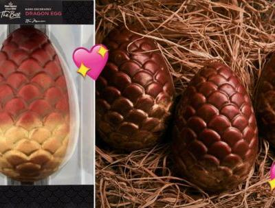 There's Now A GOT Inspired Dragon Easter Egg And It Looks Amaze