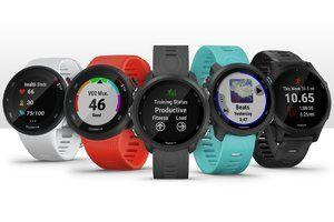 Garmin expands Forerunner line of GPS running watches with five new models for every budget