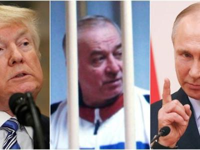 'What will it take?': Experts were floored by Trump's initial silence on Russia's attempt to assassinate a double agent in the UK