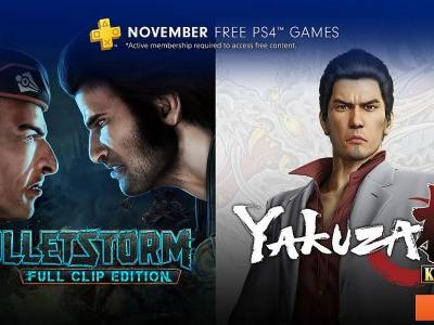 PlayStation Plus free games for November revealed well ahead of time