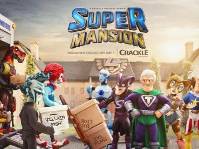 SuperMansion Season 3 Trailer Debuts