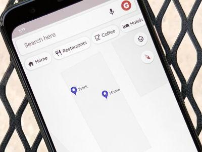 How to Save Both a Home & Work Address on Google Maps When You Work from Home