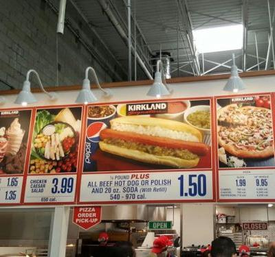 The real reason a Costco hot dog costs only $1.50