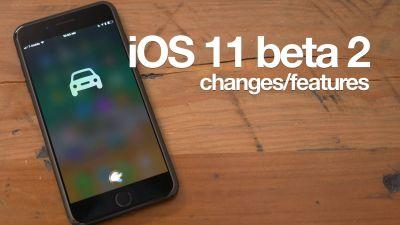 What's new in iOS 11 beta 2? Hands-on with 25+ features and changes