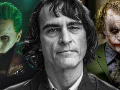 How Joaquin Phoenix's Joker Look Compares To The Previous Versions