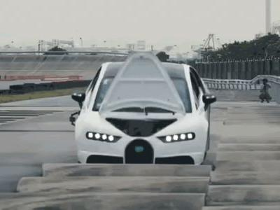 This Top Gear-Style Test Of Three Weird Chinese Almost-Cars Is Absolutely Amazing