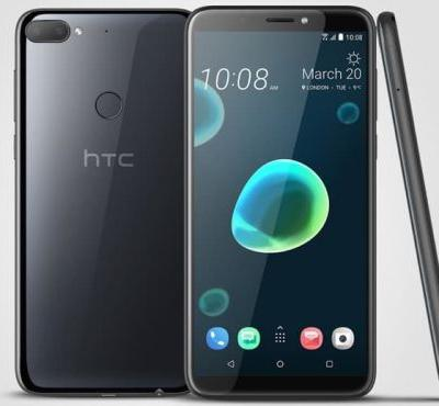 HTC Desire 12 and Desire 12+ Smartphones Announced