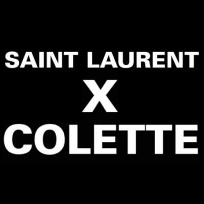 Saint Laurent x Colette