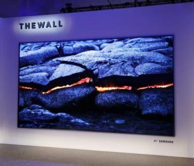 Samsung To Release Consumer Version Of 'The Wall' TV