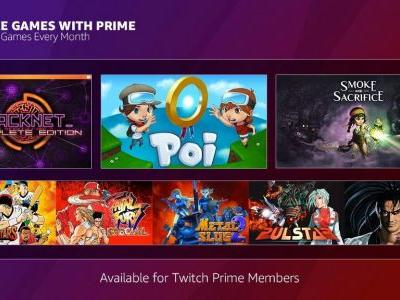 Announcing December's Free Games with Prime