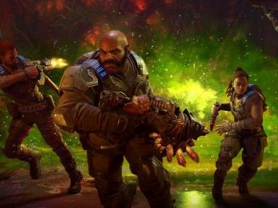 Gears 5 'Allies' system lets you and your friends earn bonus experience