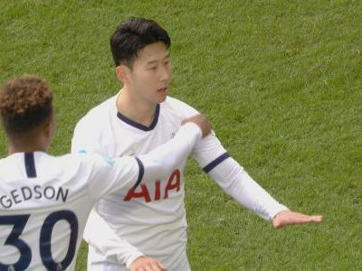 Son wins it at the death for Tottenham