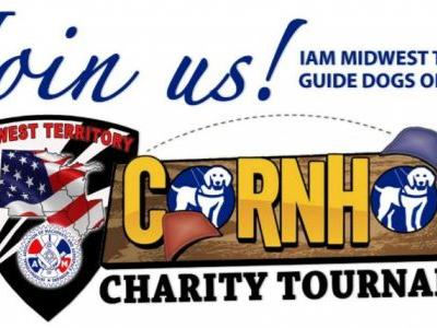 IAM Midwest Territory Cornhole Charity Tournament
