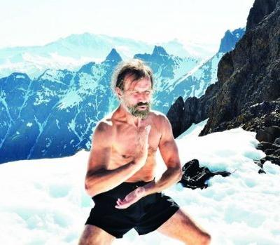 Fist pumps and ice baths: How wellness became more 'manly'