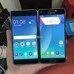 Canceled Samsung foldable phone prototype appears, resembles the ZTE Axon M