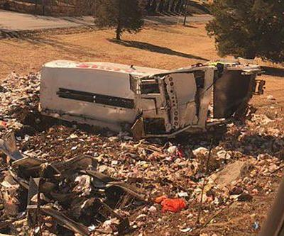 Amtrak train carrying GOP lawmakers crashes
