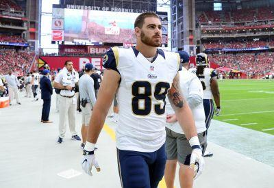 Rams tight end Tyler Higbee pleads guilty to assault in Kentucky