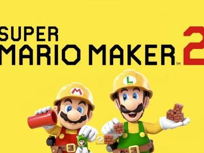 Super Mario Maker 2 Launches June 28