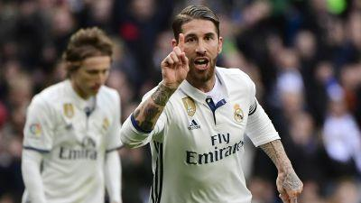Ramos papers over the cracks, but Madrid need more from Ronaldo