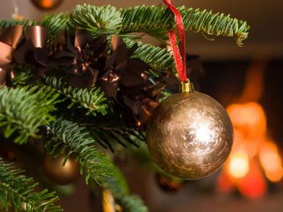 Here's how having a decorated Christmas tree during the holidays became a popular tradition