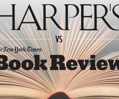 Editor responds to Harper's shade of New York Times Book Review
