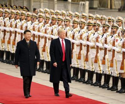 China appears to have crossed Trump on North Korea
