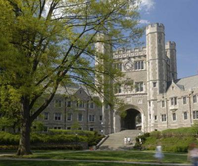 Princeton University to remove Woodrow Wilson's name from public policy school and residential college