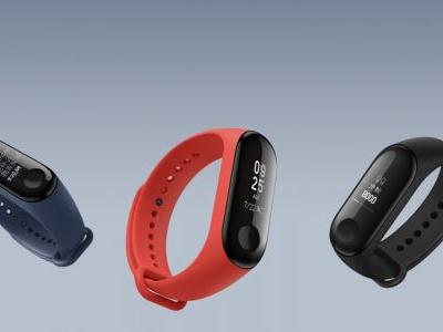 Xiaomi Mi Band 3 picks up an upgraded OLED panel and NFC, costs just $30
