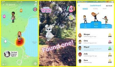 Can I Play Snapchat's Egg Hunt Game In Ghost Mode? It Won't Be As Competitive