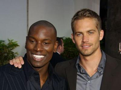 Tyrese Admits The Pain From Losing Paul Walker Is 'Still Very Real' 5 Years After His Death