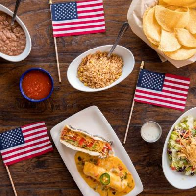 On The Border Offers More Than 150 Free Combo Meal Options as a Salute to Veterans on Nov. 11th