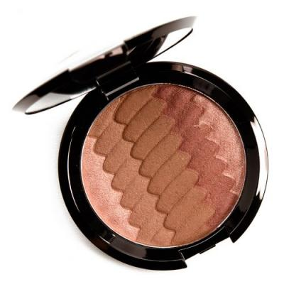 Becca Sunset Waves Gradient Sunlit Bronzer Review, Photos, Swatches