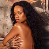 See What Fenty Beauty's Body Lava Looks Like on Skin. . . Then Throw All Your Damn Clothes Away
