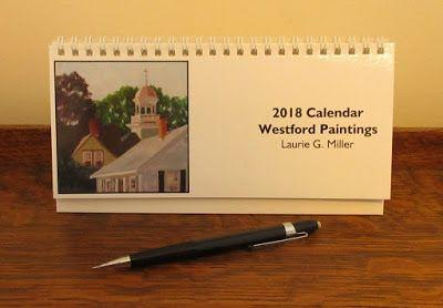 2018 Desk Calendar - SOLD OUT