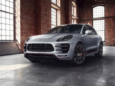 Red Details And Performance Add-Ons Define A New Flagship Porsche Macan