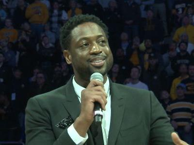Dwyane Wade recalls Marquette experience: 'We had a hell of a run'