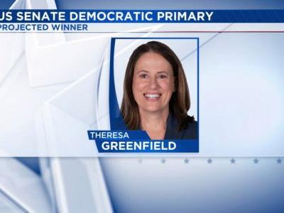 Theresa Greenfield Wins Democratic Senate Primary