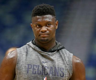 New Orleans Pelicans rookie Zion Williamson expected to miss start of season