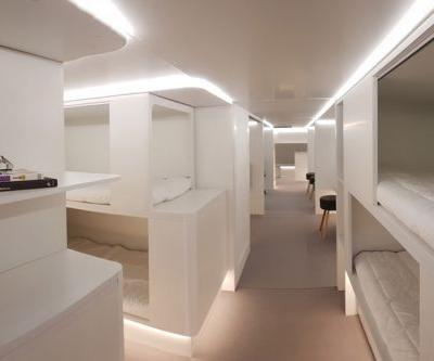 Airbus May Install Bunk Beds on Airplanes by 2020