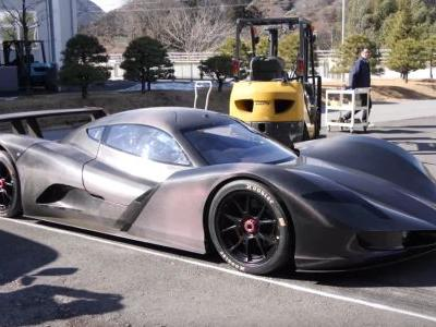 Here's The Aspark Owl Hypercar Doing 0-62mph In 1.9 Seconds