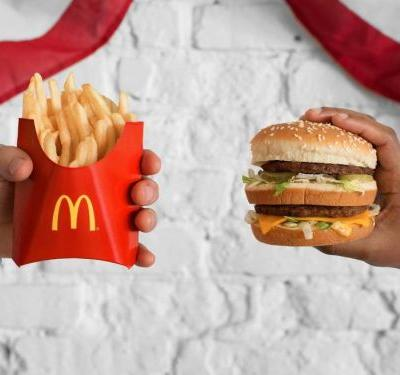 9 things on McDonald's very first menu that you can still order
