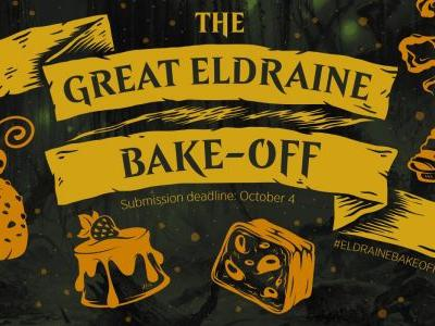 Magic: The Gathering Baking Competition Has Amazing Prizes