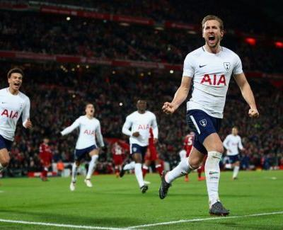 "Pochettino hopeful Kane can ""give us a hand"" in UCL final"